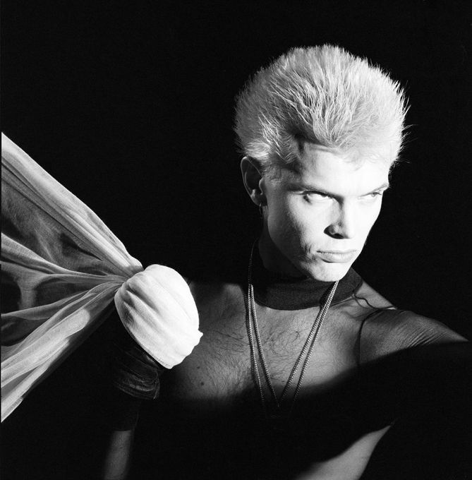 Billy Idol  Billy Idol Rebel Yell.